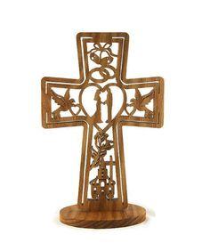 Mariage mariage traverser la main de la Croix église par KevsKrafts