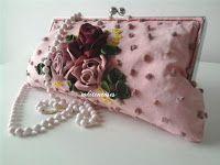 Whitenroses: Big Sew-On Purse