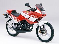 honda ns50f(1987)