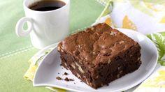 Homemade Chocolate Walnut Brownies