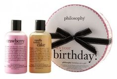 it's your birthday! | shower gel gift set | philosophy 2 pc. by Philosophy. $47.50. null