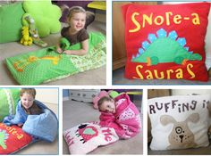 Quillow Patterns: Pillow Quilts : Parties and Patterns, Fun ideas grow here!