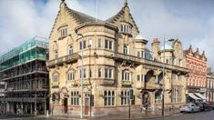 Liverpool Philharmonic: Pub joins Buckingham Palace on Grade I list - BBC News Private Eye Magazine, Bull Images, Anglican Cathedral, Commercial Street, The Spectator, Image Caption, London Street, Buckingham Palace, Liverpool