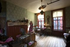 The Lower East Side Tenement Museum: Must-see in NYC that teaches more than history, but compassion.