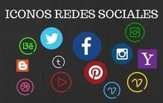 Aprende a Colocar Iconos Redes Sociales en tu Web #seo #redes  http://blgs.co/2xCDtT