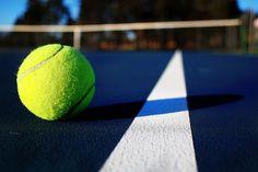 All sizes | Tennis Court, via Flickr.