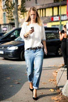 À moda das francesas: o estilo da editora da Vogue Paris   http://alegarattoni.com.br/a-moda-das-francesas-jennifer-neyt/                                                                                                                                                                                 Mais