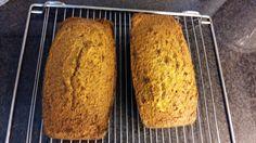 Koolhydraat arm courgettebrood