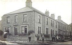 Oliver terrace, Castleside, Co. Durham
