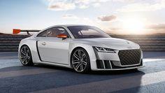 Meet the 592bhp Audi TT Clubsport - BBC Top Gear