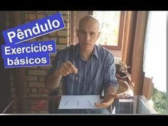 Radiestesia - Como utilizar o Pêndulo - Exercícios Básicos