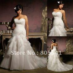 plus size wedding dresses 2013. I think I have found my wedding dress! <3
