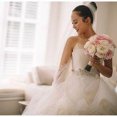 nice vancouver wedding Purest beauty  Photo: #rawflaxstudio   Planning: @dlove_affair   Floral: @nichestylists   Dress: @verawanggang   Veil: @blush_bridal #stunning #bride #bridalbouquet #weddingdress #bridalpreparation #dlove_affair #vancouverbride by @dlove_affair  #vancouverwedding #vancouverweddingdress #vancouverwedding