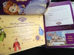 Win one of 3 Sofia the First: Once Upon a Princess DVD prize packs (which includes a mini poster) from Disney Junior (ends 4/16) http://wp.me/p2JXFs-6eO