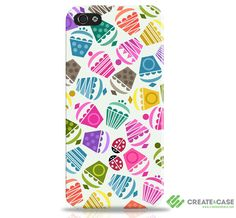 "iPhone 5 case ""Cupcakes"" by Sharon Turner #cupcakes #iphone5 #iphone5case"