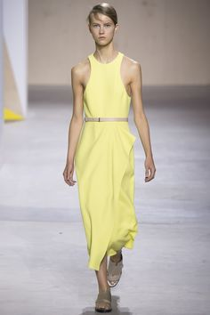 See the BOSS spring/summer 2016 collection. Click through for full gallery at vogue.co.uk