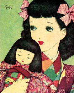 ikilledjackjohnson:  Jun'ichi Nakahara (1912-1983)