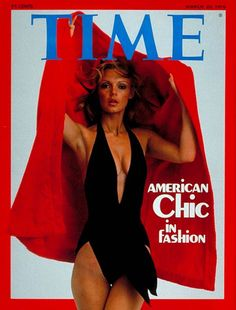Time's Halston cover.