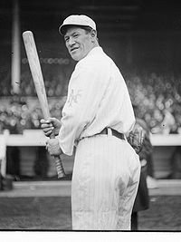 Do these pants make my butt look big? ........ Jim Thorpe - Outfielder