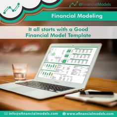 eFinancialModels saved to Excel Financial Modeling Sound financial analysis in Excel - it all starts with a good financial model template