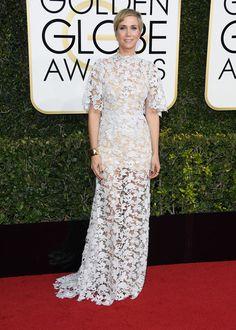 Kristen Wiig aux Golden Globes 2017