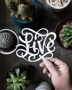 Paper cut awesomness by @battery_full | #typegang if you would like to be featured | typegang.com | typegang.com #typegang #typography