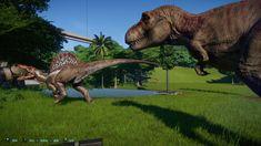 Jurassic World Evolution Gameplay 031 by 6500nya