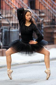 Contemporary Ballet!