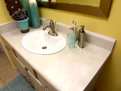 Replace A Bathroom Sink