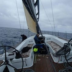 #SYAragon has been through an extensive race refit this winter, optimising her for her #regatta performance with her new light weight fittings. This has been a great project for us, and another successful #retrofit from our #riggers.  #RiggingInPalma www.rsb-rigging.com