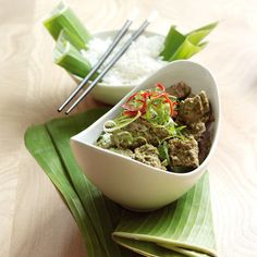 Slow Thai lamb curry recipe - Red Online