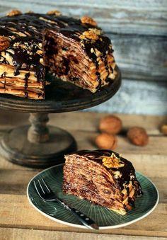 Elájultok! Itt a Gundel palacsinta torta! | Street Kitchen