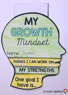 Growth Mindset Interactive Notebook - Use this resource to help teach classroom community or character education to your 3rd, 4th, 5th, or 6th grade upper elementary classroom or home school students during the Back to School season or at ANY point during the school year. Topics include learning from failure, mindfulness, setting goals, receiving feedback, the power of yet, emotions, and more! {third, fourth, fifth, sixth graders, intermediate grades, homeschool, differentiation…