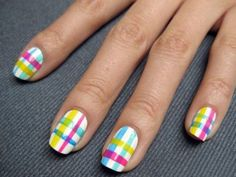 Adding unique to nails (30 photos) Yes.