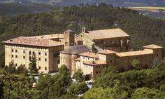 Monasterio de Leire, Navarra