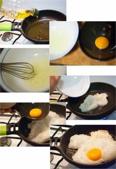 Como hacer huevos fritos perfectos - Cocina para uno en dos metros . 5052ce18d9c8a