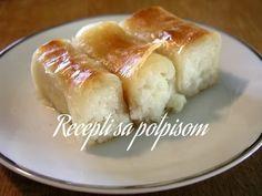 Bijele baklavice ~ Recepti sa potpisom