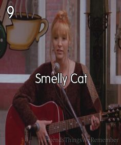 Friends #9 - Smelly Cat