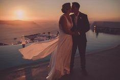 Weddings at Grace Santorini. Photo by Chris Spira Photography.