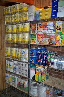 Bargain Hound's Stockpile pics Organization Skills, Pantry Organization, Shopping Coupons, Shopping Hacks, Emergency Preparedness, Survival, Prepper Food, Coupon Stockpile, Pantry Essentials