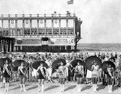 Daytona Beach Pier Approx 1926 - Florida State Archives