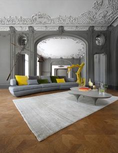 Roche bobois on pinterest sofas modular sofa and rachel zoe for Roche bobois canape lit