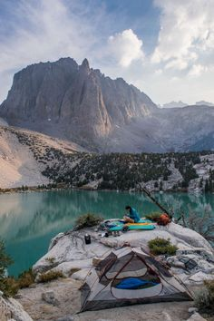 Big Pine Creek Campground in Inyo, California | Close to the biggest glaciers in the Sierras and situated in the stunningly gorgeous Big Pine Canyon, you have electric sites for...