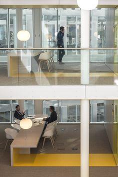 Studio Groen+Schild | Corporate Learning Center Rijkswaterstaat Westraven Utrecht