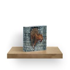 'Through The Wall' Acrylic Block by Faye Anastasopoulou Decorative Throw Pillows, Decorative Items, Framed Prints, Canvas Prints, Art Prints, Home Office Accessories, Theme Pictures, Art Boards, Wall Tapestry