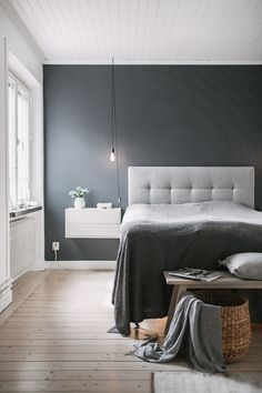 Ikea 'Eket' wall-mounted drawers Ikea 'Eket' wall-mounted drawers The post Ikea 'Eket' wall-mounted drawers appeared first on Slaapkamer ideeën. Cosy Bedroom, Ikea Bedroom, Bedroom Wall, Bedroom Furniture, Bedroom Decor, Bedroom Ideas, Ikea Eket, Ikea Wall, Wall Behind Bed