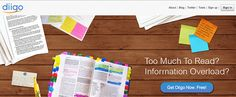 Better reading and research with annotation, highlighter, sticky notes, archiving, bookmarking & more. List Of Websites, Create List, Knowledge Management, Classroom Tools, Information Overload, Personal Library, Apps, Sticky Notes, Educational Technology