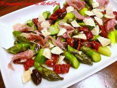 Il Pomodoro Rosso di MAntGra: Insalata di asparagi