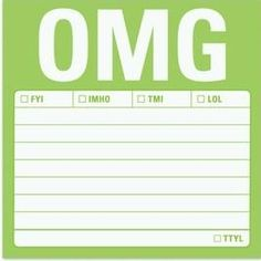 Knock Knock Sticky Notes - OMG On while supplies last! Cute Office Supplies, School Supplies, Office Candy, Organized Mom, Organize Your Life, Pen Case, Back To School, School Life, Working Moms