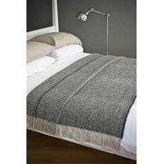 Herringbone Weave, Pure New Wool
